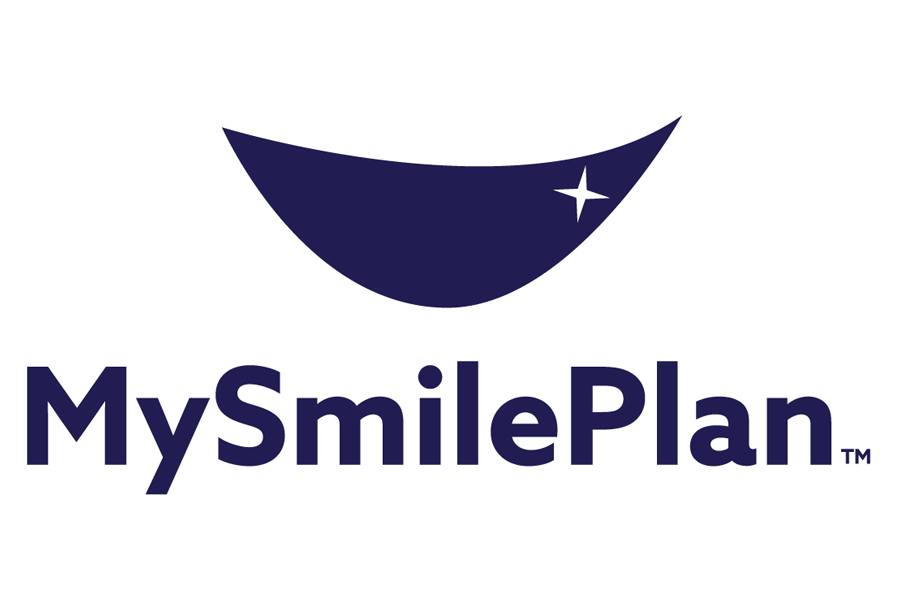 My Smile Plan Logo | Get the dentistry you need - when you need it. Take advantage of our interest-free payment plans that make it easy for you to get the treatment now and spread out the interest-free payments over time.
